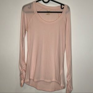 Calia By Carrie Underwood Scoop Neck Top Small
